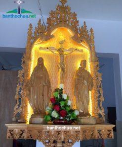 Bàn Thờ Công Giáo Hiện đại BT60