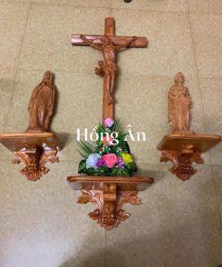 Bàn Thờ Công Giáo Mẫu Hiện đại BT41
