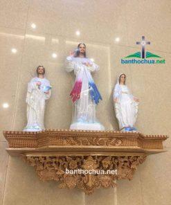 Bàn Thờ Gia đình Công Giáo Hiện đại BT54