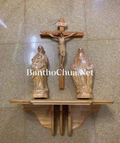 Kệ Bàn Thờ Công Giáo BT59