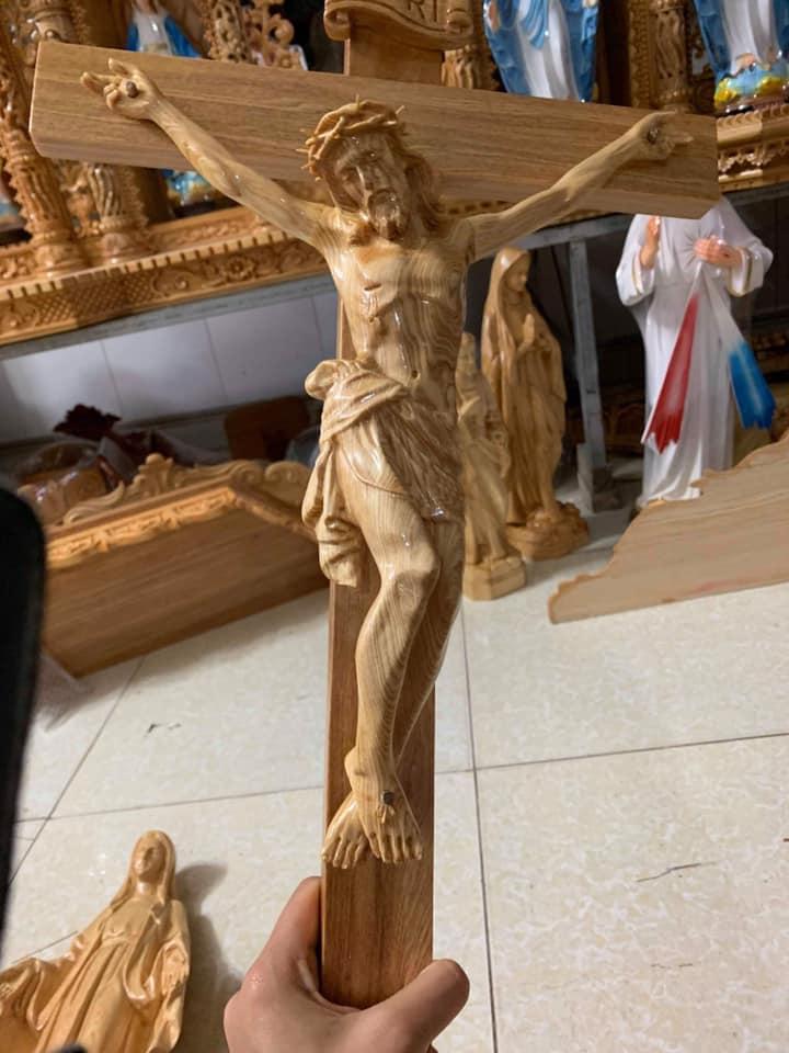 Tượng Chúa Chịu Nạn CN01 (2)
