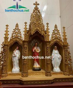 Tòa Công Giáo Mộc 01